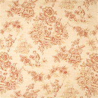 Crimson Toile Fabric by Jaclyn Smith 01827