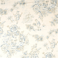 Mist Toile Fabric by Jaclyn Smith 01827