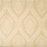Oatmeal Damask Fabric by Jaclyn Smith 01835