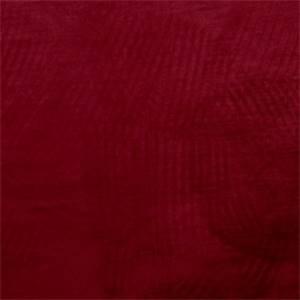 Crimson Velvet Fabric by Jaclyn Smith 01837