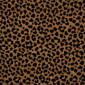 Jet Animal Fabric by Jaclyn Smith 01841