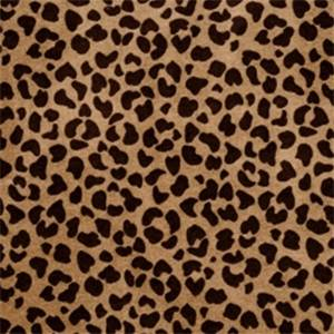 Pecan Animal Fabric by Jaclyn Smith 01841