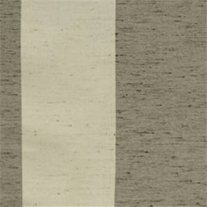 Pewter Striped Drapery Fabric by Trend 01239