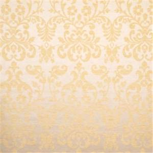 Champagne Damask Drapery Fabric by Trend 01240