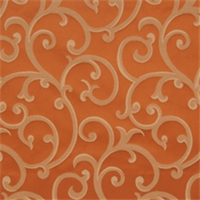 Spice Lattice Drapery Fabric by Trend 01688