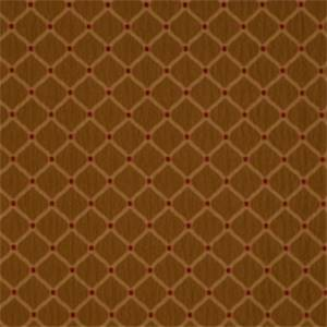 Caramel Diamond Drapery Fabric by Jaclyn Smith 01844