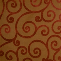 Tabasco Lattice Drapery Fabric by Jaclyn Smith 01845
