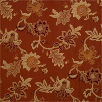Tabasco Floral Drapery Fabric by Jaclyn Smith 01846