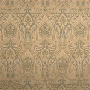 Mist Paisley Drapery Fabric by Jaclyn Smith 01848
