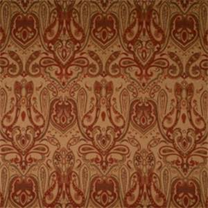 Tabasco Paisley Drapery Fabric by Jaclyn Smith 01848