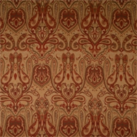 Tabasco Paisley Drapery Fabric by Jaclyn Smith 01848