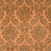 Pottery Damask Drapery Fabric by Jaclyn Smith 01850