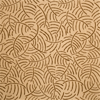 Golden Contemporary Drapery Fabric by Jaclyn Smith 01853