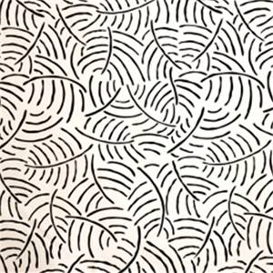 Zebra Contemporary Drapery Fabric by Jaclyn Smith 01853