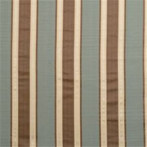 Peacock Striped Drapery Fabric by Jaclyn Smith 01858