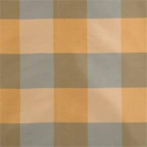Spa Check Drapery Fabric by Jaclyn Smith 01859