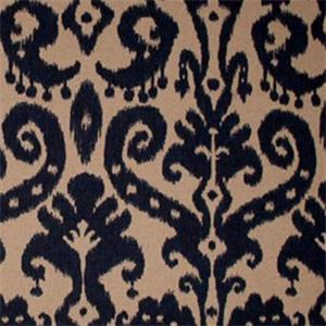 Ikat drapery fabric marrakesh batik indigo ikat drapery fabric sku