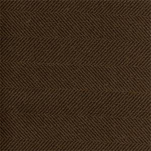 Jumper Cocoa Herringbone Upholstery Fabric