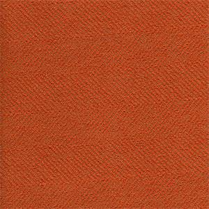 Jumper Persimmon Herringbone Upholstery Fabric