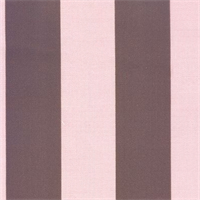 Deck Stripe - Pink/Brown Indoor/Outdoor Fabric 30 yard bolt