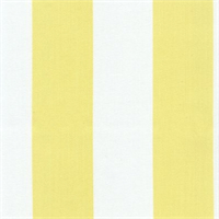 Deck Stripe - Yellow Indoor/Outdoor Fabric 30 yard bolt