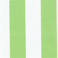 Deck Stripe - Lime Indoor/Outdoor Fabric 30 yard bolt