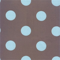 Polka Dot - Robins Egg Indoor/Outdoor Fabric 30yard bolt