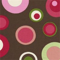 OD Galaxy - Chocolate Indoor/Outdoor Fabric