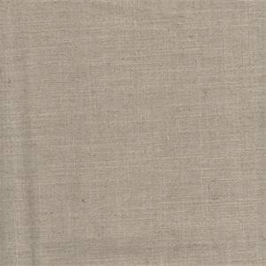 Gent Flax Solid Drapery Fabric