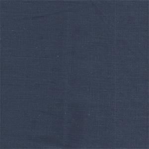 Gent Indigo Solid Drapery Fabric