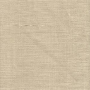 Gent Ivory Solid Drapery Fabric
