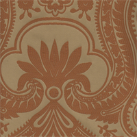 Sapporo Copper Jacquard Upholstery Fabric