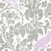 Barber Storm/Wisteria by Premier Prints Drapery Fabric