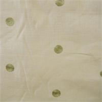 Dots Beige Drapery Fabric