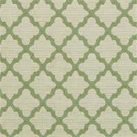 Casablanca Geo Aquamarine Contemporary Upholstery Fabric by DwellStudio for Robert Allen