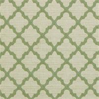 Casablanca Geo Aquamarine Contemporary Upholstery Fabric by DwellStudio for Robert Allen
