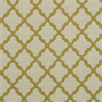 Casablanca Geo Citrine Contemporary Upholstery Fabric by DwellStudio for Robert Allen