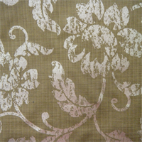 Golden Gate Silver By Richloom - Drapery Fabric