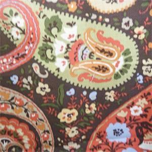Majorca Fiesta Paisley Drapery Fabric by P Kaufman