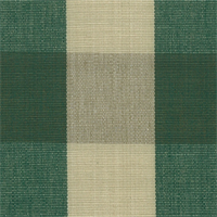 DL09 Lyme Olive Check Drapery Fabric by Roth and Tompkins
