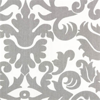 Amsterdam Storm Grey Twill By Premier Prints - Drapery Fabric