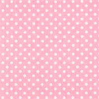 Dottie Baby Pink/White by Premier Prints - Drapery Fabric