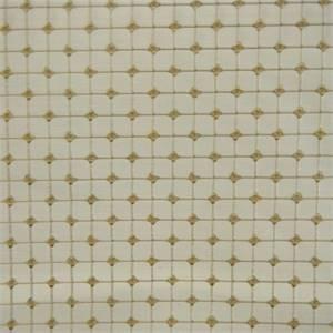 Pythia Vanilla Faux Silk Drapery Fabric