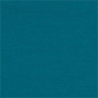 Topsider Teal Solid Drapery Fabric