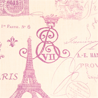 French Stamp Grapevine/Dossett by Premier Prints - Drapery Fabric