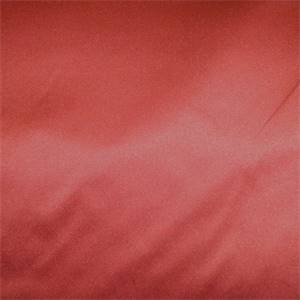 Revere Crimson Charmeuse Solid Drapery Fabric by Swavelle