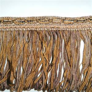 Timberly Safari Brush Fringe