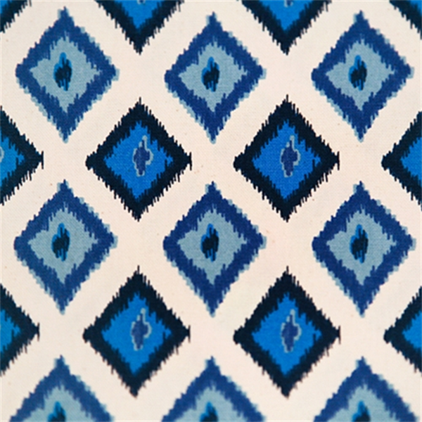 Throw Pillows Leather : Carnival Arctic Blue/Natural by Premier Prints Designer - Drapery Fabric - 27898 Buyfabrics.com