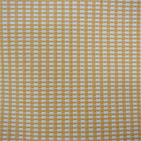 Pixie 321-Tangerine Check Upholstery Fabric by Covington