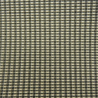 Pixie 909-Onyx Check Upholstery Fabric by Covington